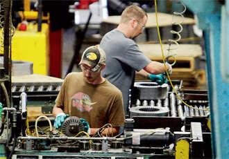 US economy shrinks in first quarter