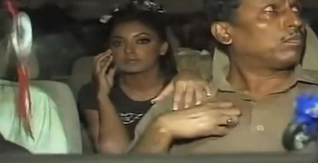 Video: Scary footage of attack on Tanushree Duttas car in 2008 goes viral