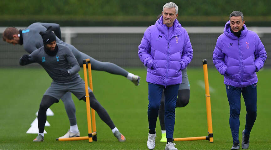 Mourinho on a mission to spur Tottenhams revival