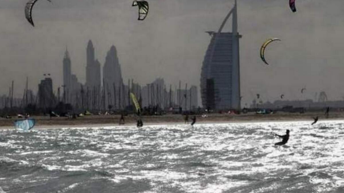 Beachgoers warned, waves up to 12-feet high to hit UAE