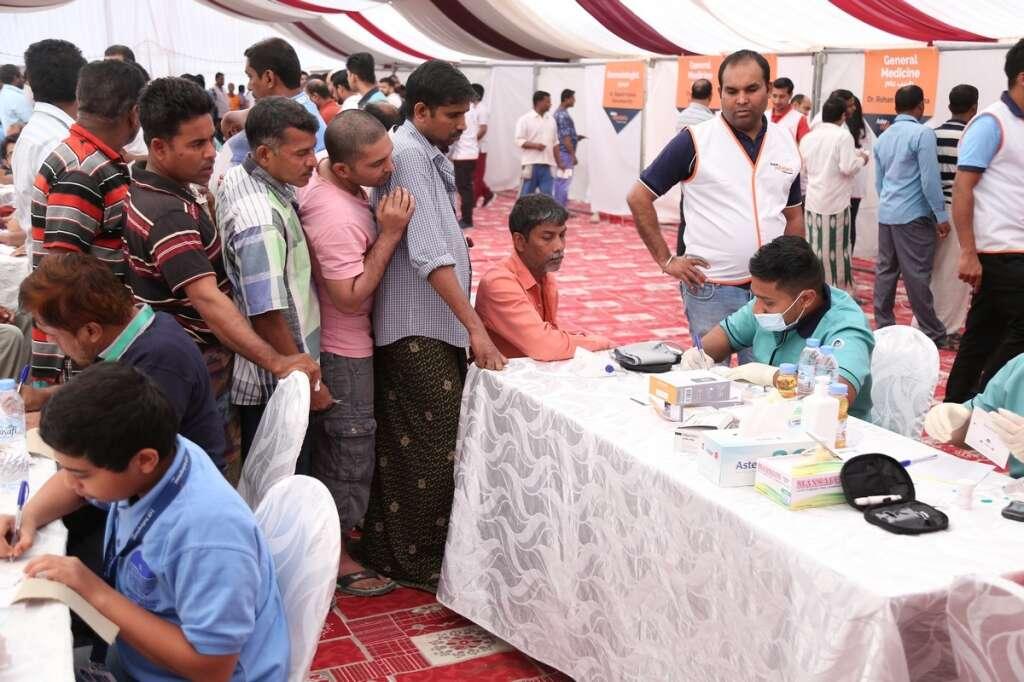 Diabetes, skin diseases common ailments among Dubai workers