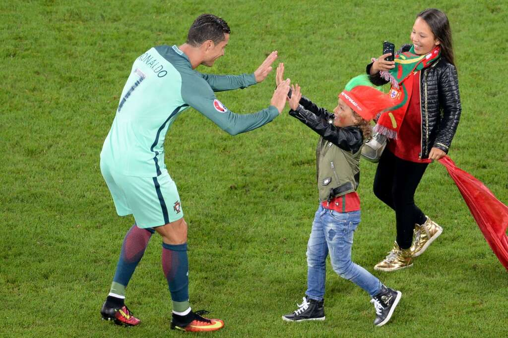 Euro 2016: Luck of the draw continues to roll in Ronaldos favour