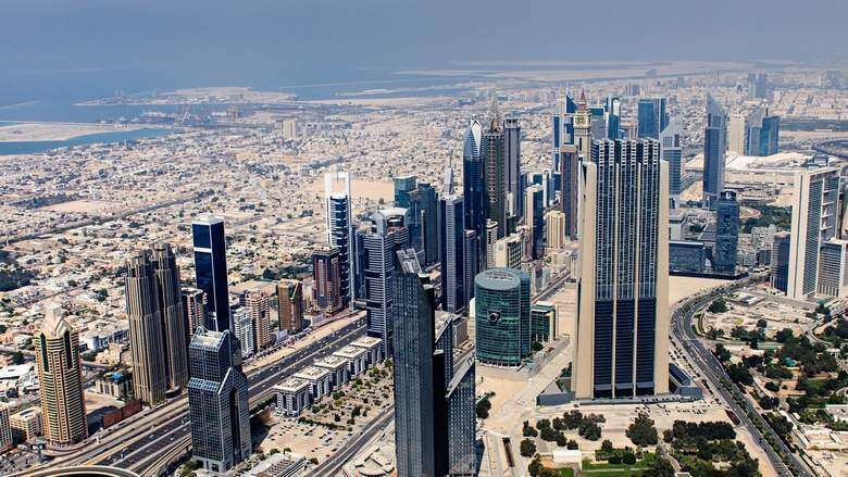 Vacant commercial properties subject to VAT in UAE