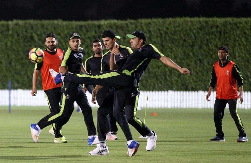 Sharjah Cricket Stadium All Geared Up To Host Psl Season Three