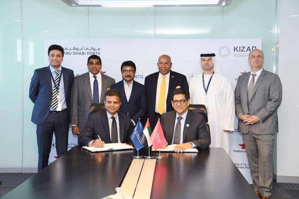 Dubais group to invest Dh367m in Kizad inland container port, freight station