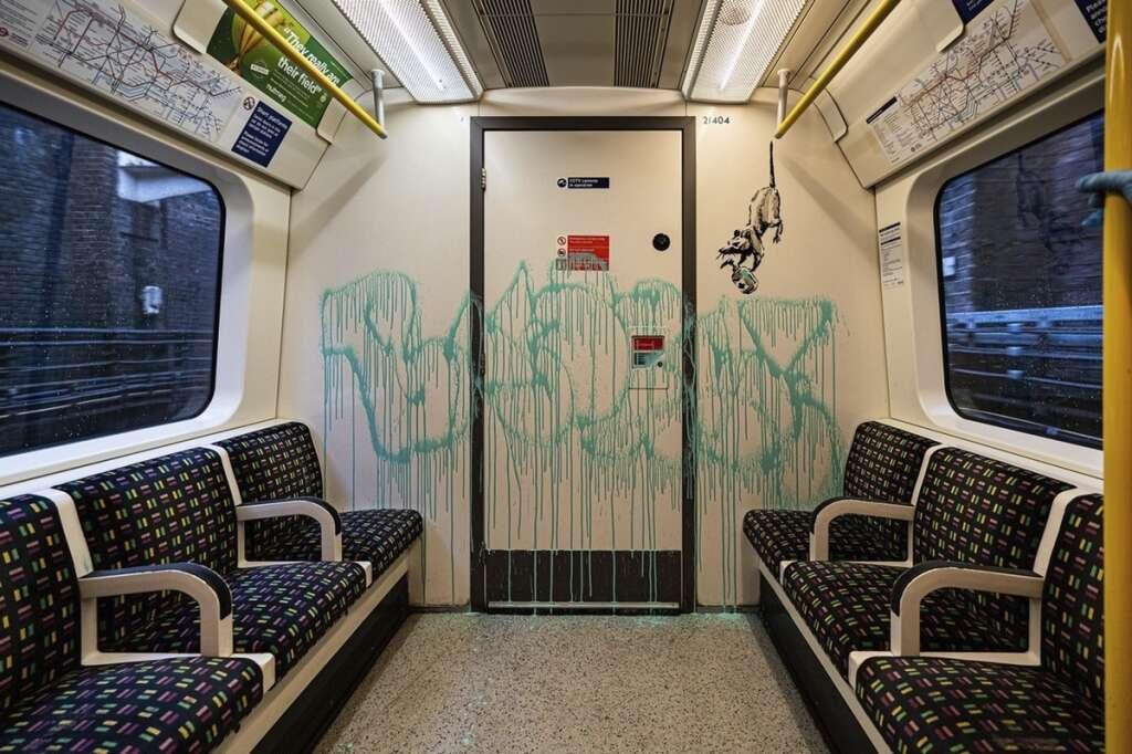 art, Banksy