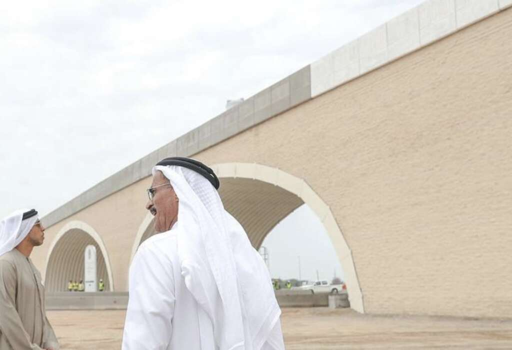 Green' paint on UAE projects to absorb carbon emissions