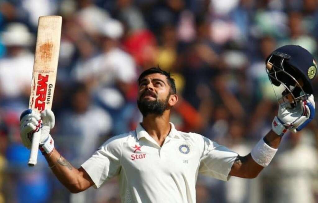 Virat Kohli finishes as world's best batsman in ICC ranking