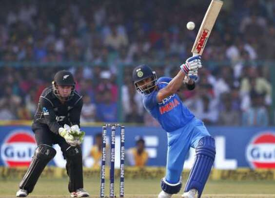Virat Kohli becomes fastest cricketer to score 9,000 ODI runs