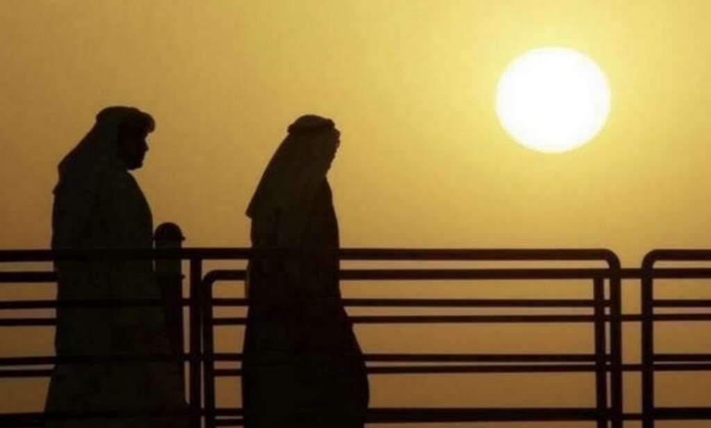 Hot, humid weather to continue in UAE this week