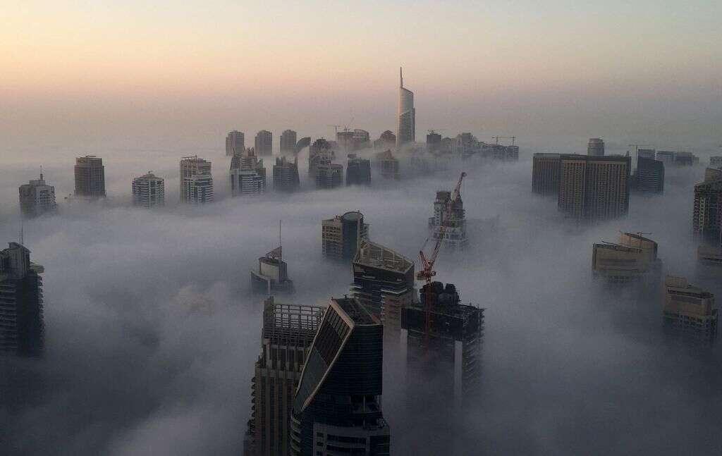 Check status of Dubai flights affected by heavy fog