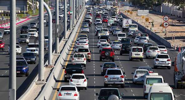 Over 2,000 held for using their private cars as taxis in Abu Dhabi