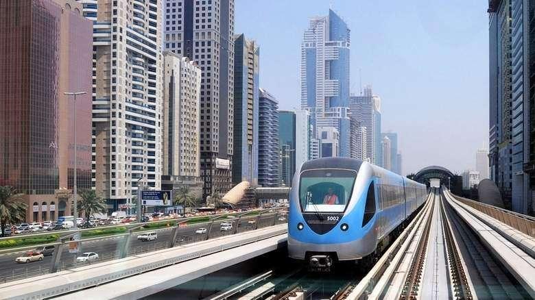 Video: This is how Dubai Metros driverless trains run like clockwork
