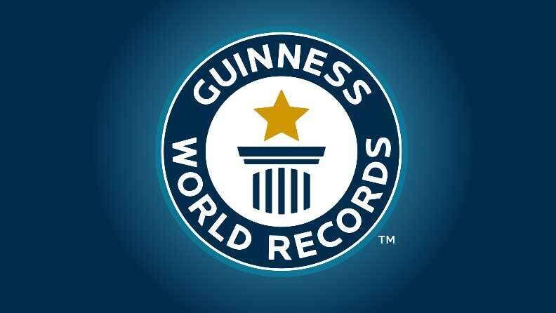 Retrieved From Guinness World Records