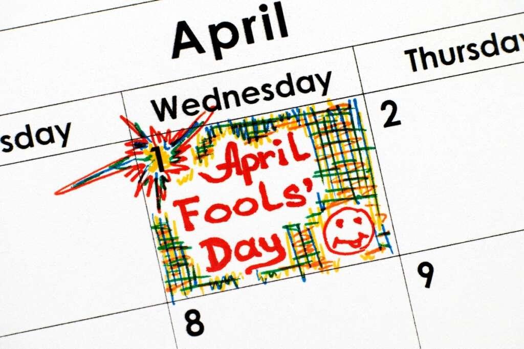 Covid-19: Pandemic , April Fools