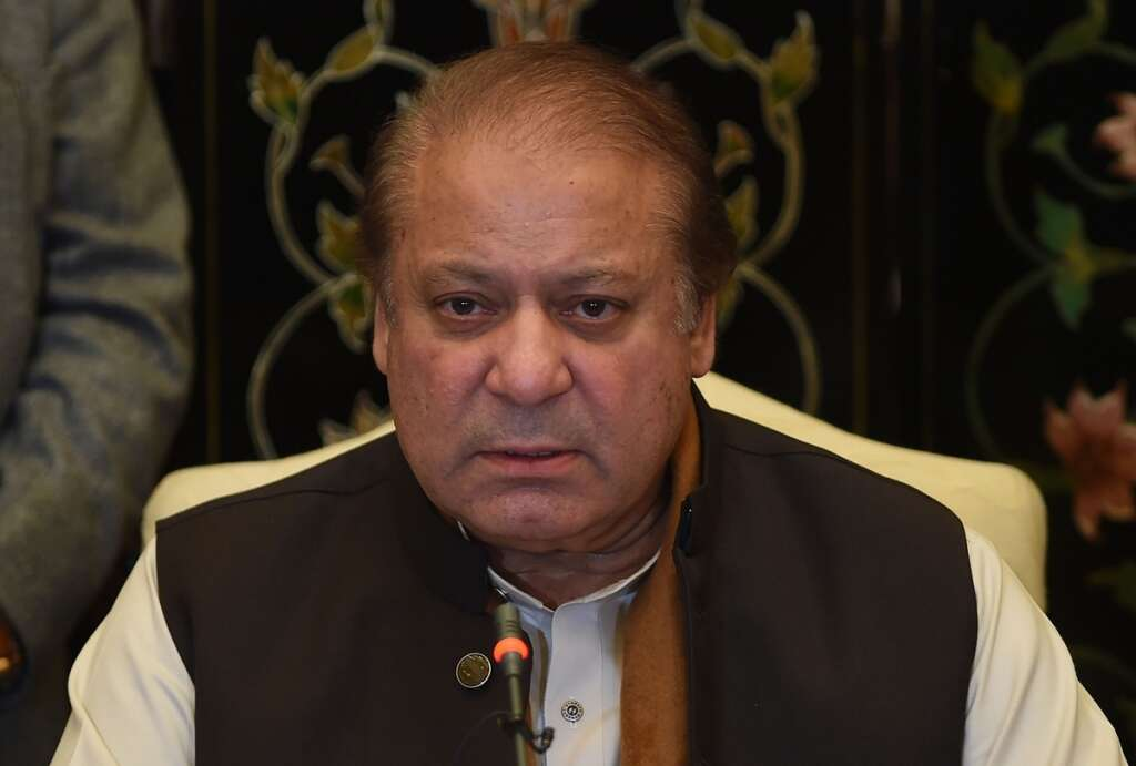 Pakistan court, exempts, Nawaz Sharif, appearing, medical grounds
