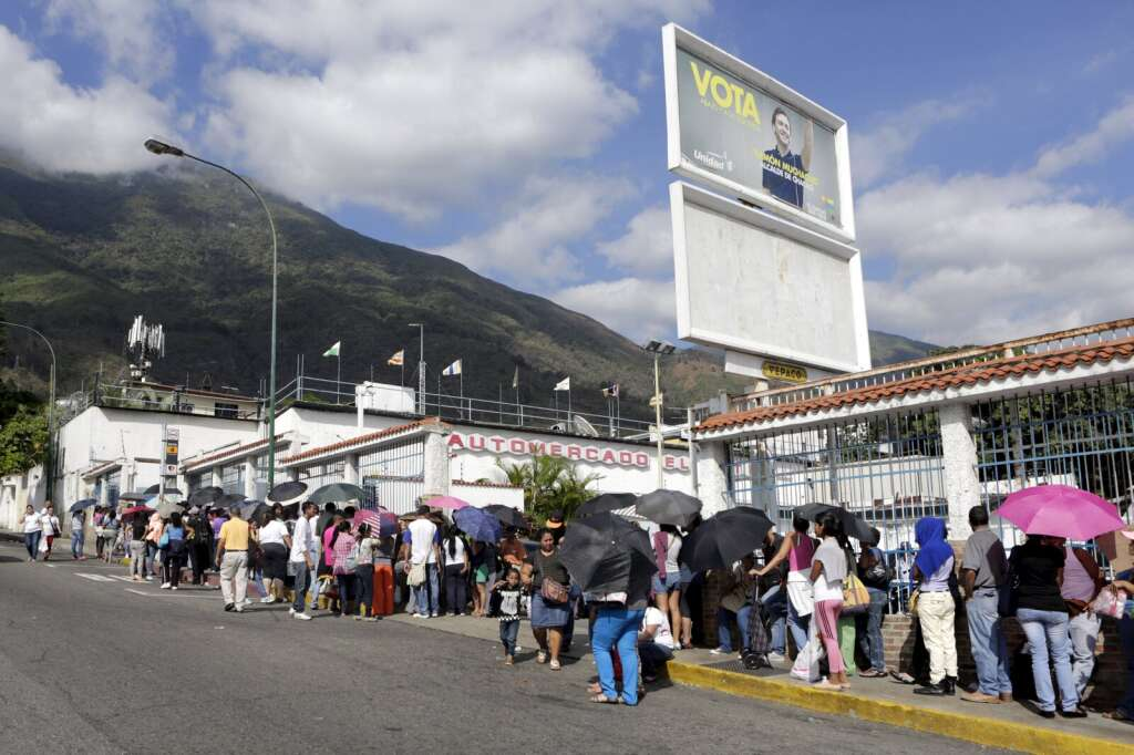 Venezuela declares economic emergency