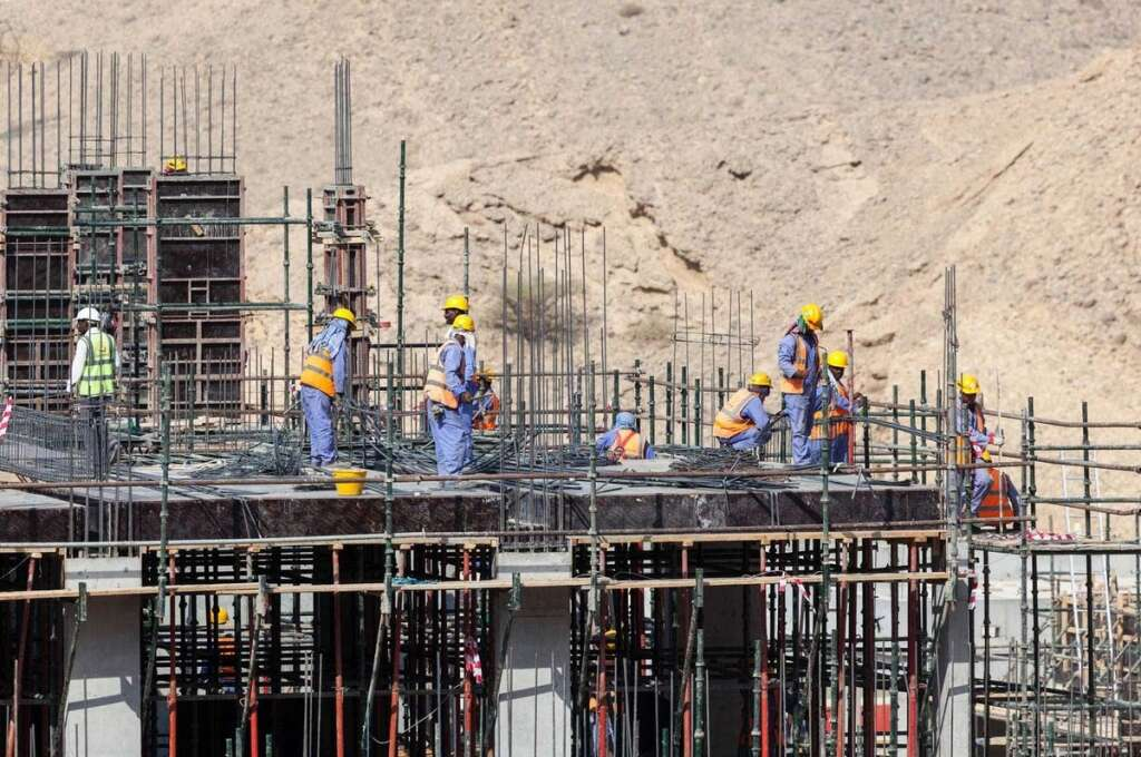 Six, Indian workers, killed, Oman, construction site,  Indian Embassy, Muscat,
