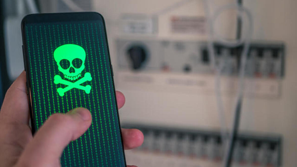 New malware in Middle East can take control of your device