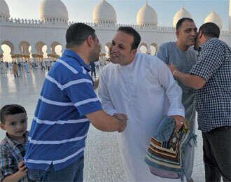 Eid Al Adha: A time for giving, forgiving