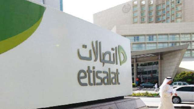 Now free data for every call with Etisalat