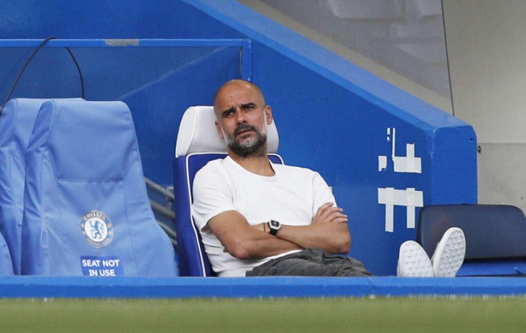 Manchester City, manager, Pep Guardiola, praises, Liverpool, title, vows, learn, mistakes, Premier League, England