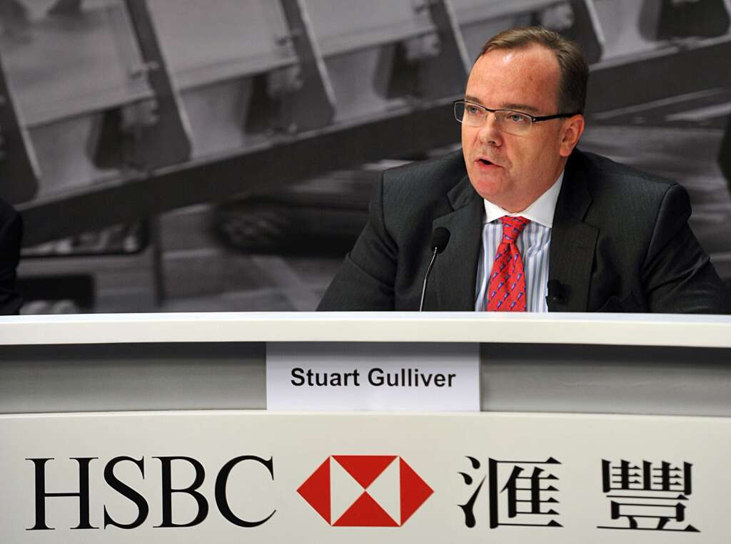 HSBC is now the worlds ex-local bank!