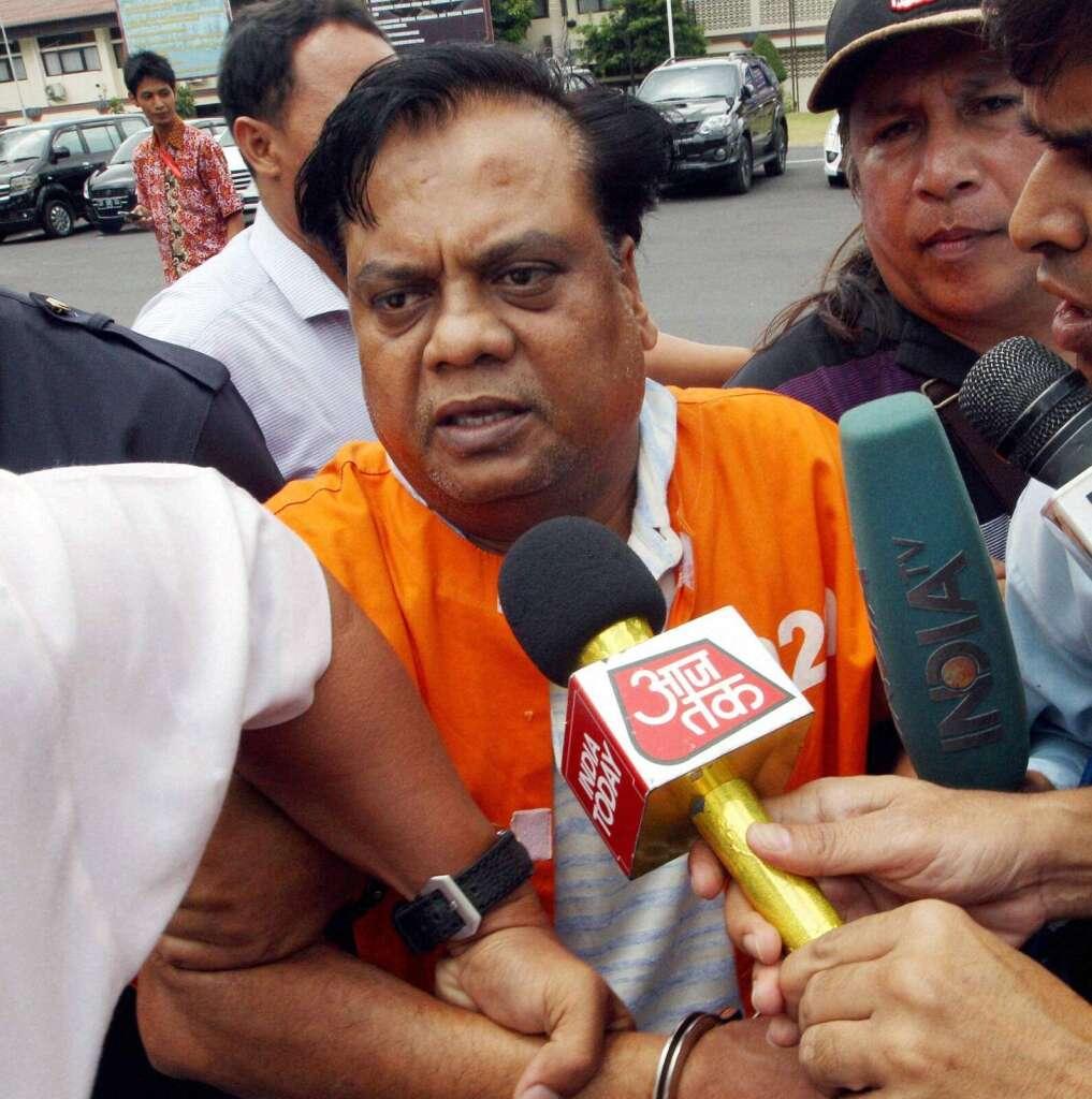Mumbai Cops Have Ties With Dawood Ibrahim Claims Don Chhota Rajan