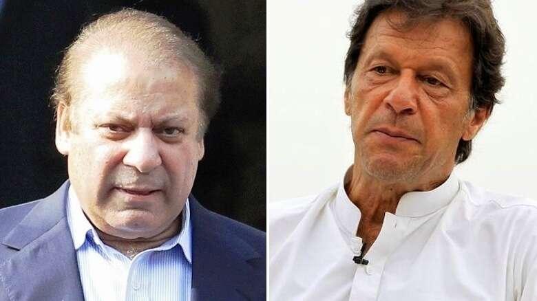 pakistan, imran khan, nawaz sharif, london, treatment, luxury plane, health, doubt
