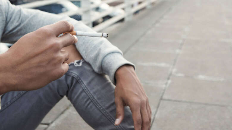 kt for good, teen smoking, smoke, teen