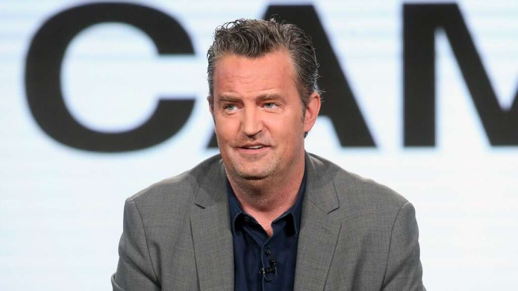 Matthew Perry, Instagram, George Floyd, black lives matter, protest, Hollywood