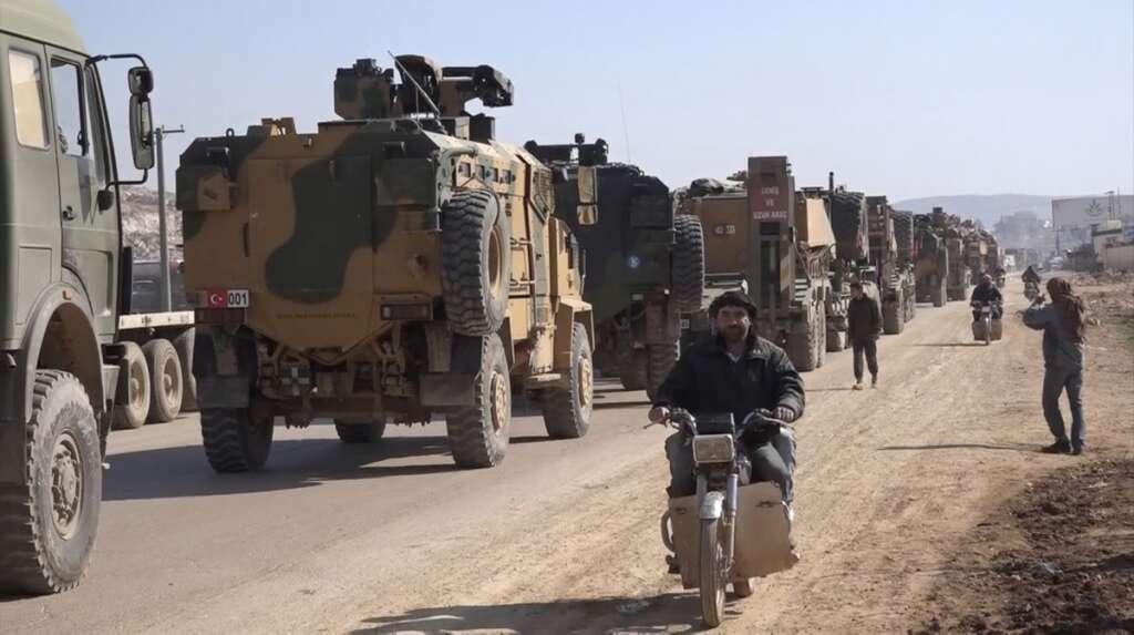 6 Turkish troops, 13 Syrians, killed, Idlib