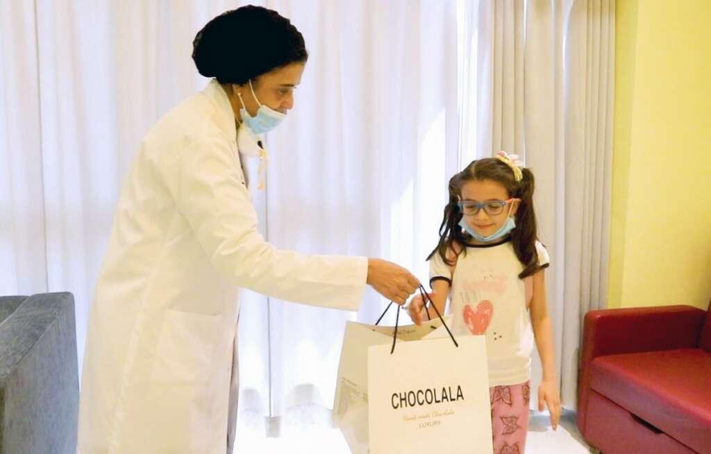 Syrian girl,  Covid-19 survivors, UAE, UAE coronavirus, Covid-19, warning, travel, Coronavirus outbreak, tourists, Visa, Flight, lockdown, Pandemic,