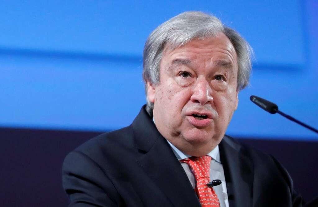 United Nations, Antonio Guterres