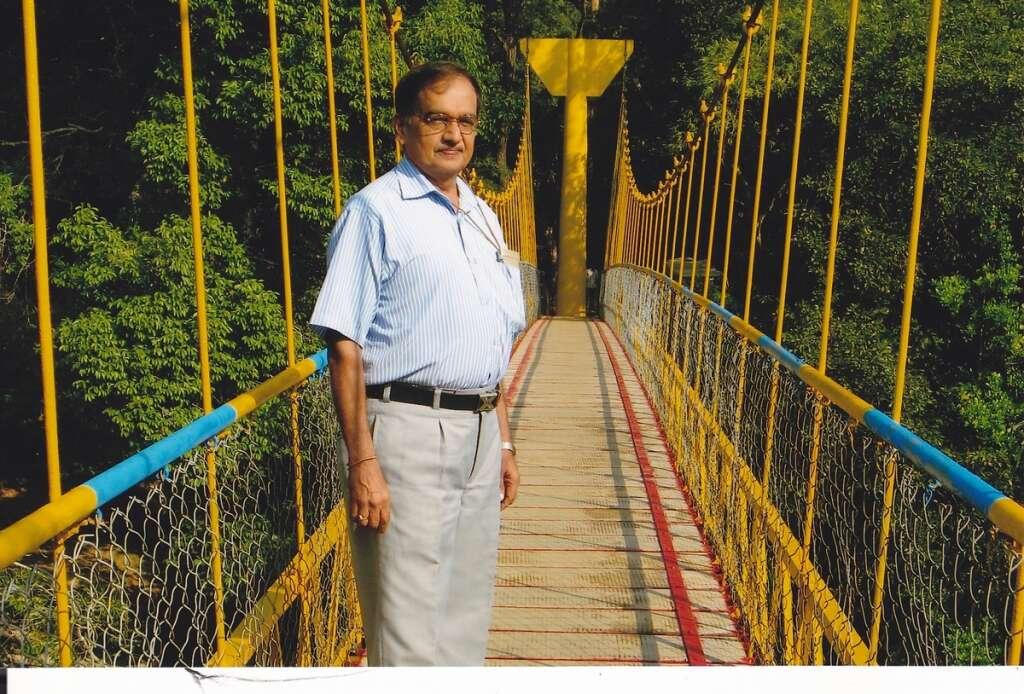 Girish Bharadwaj, Bridgeman of India, Pathanjali Bharadwaj