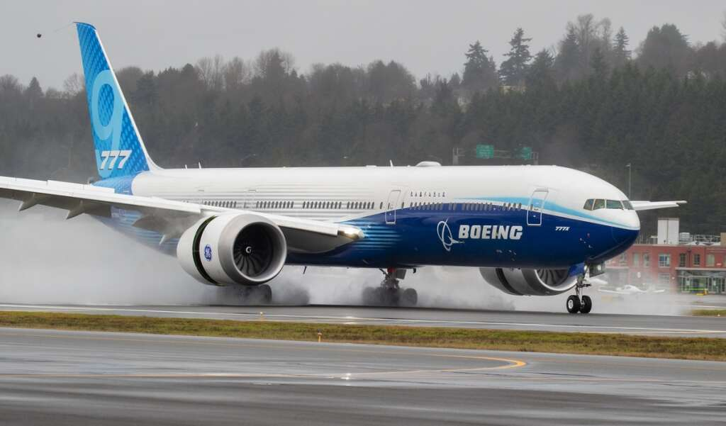 777X: A 4-hr flight for Boeing. A giant leap for aviation