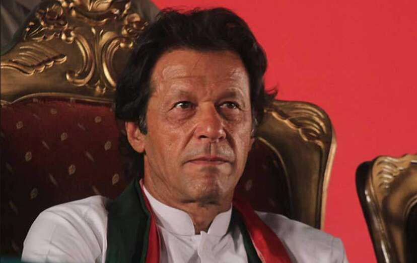 How Imran Khan reacted to PM office fire