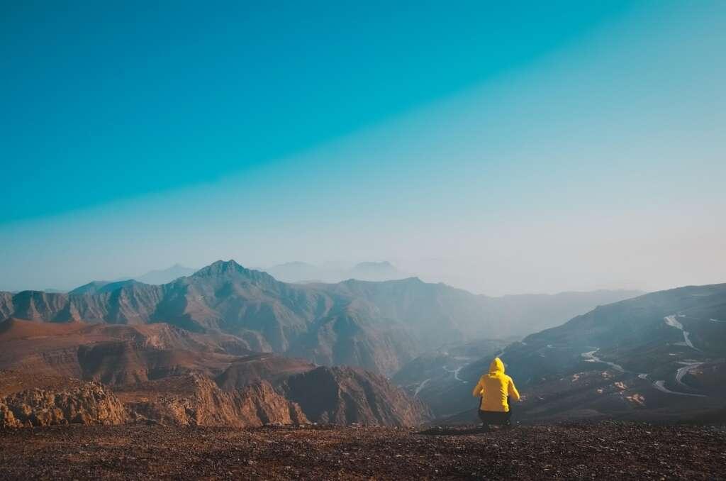 raknah, temperature Jebel Jais, UAE highest peak, temperature, Weather