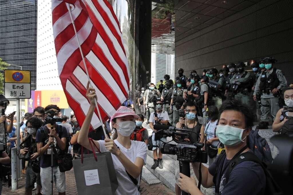 US, China, warning, Hong Hong, detention
