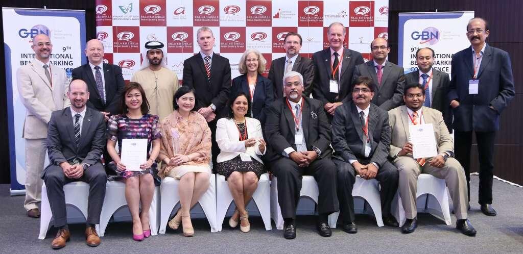 Best practices in focus at Dubai benchmarking meet
