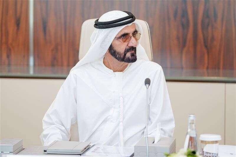sheikh mohammed, golden visa, athletes