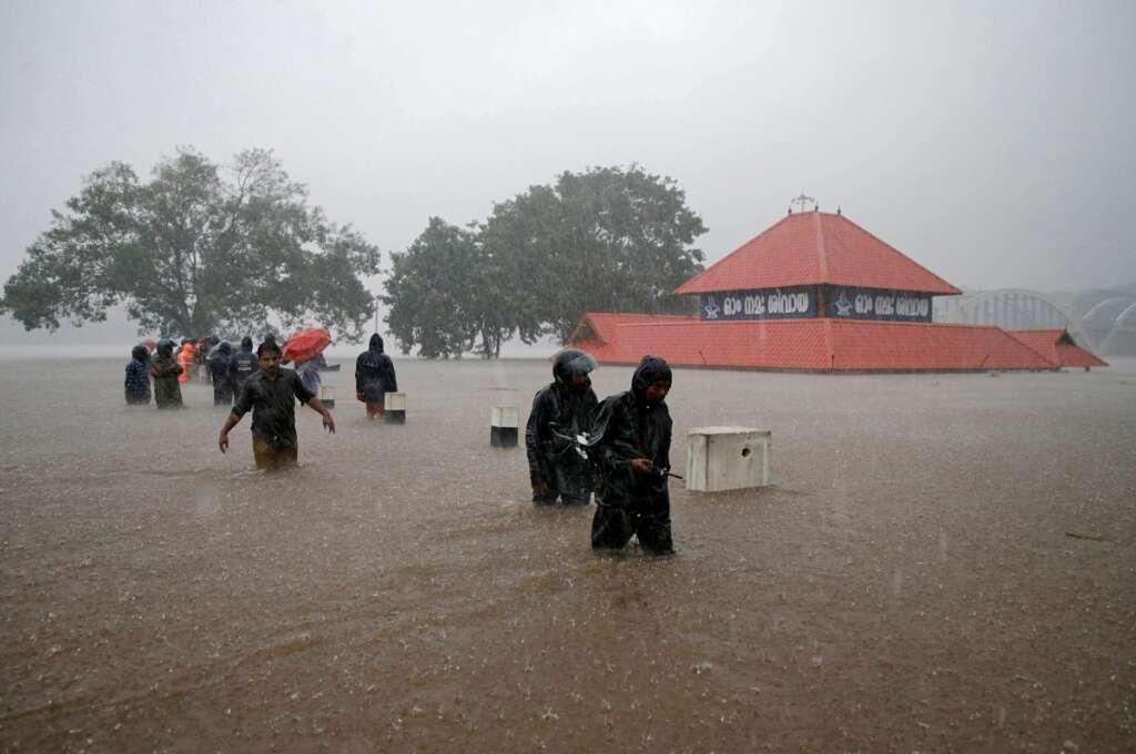 Kerala rain: Death toll rises to 32