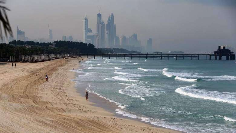 Chilly, cloudy weekend with rain forecast for UAE