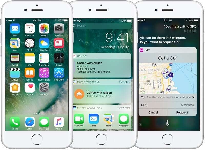 Whats new in iOS 10?