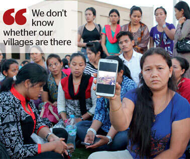 Nepalis in Dubai live in suspense after earthquake