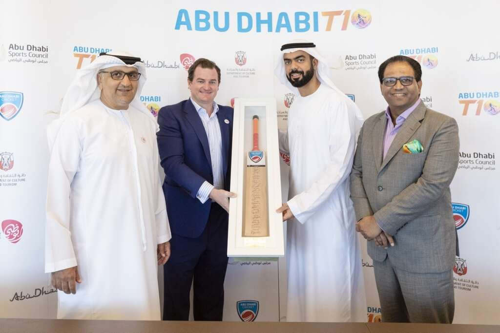 Abu Dhabi to host T10 League for next five years