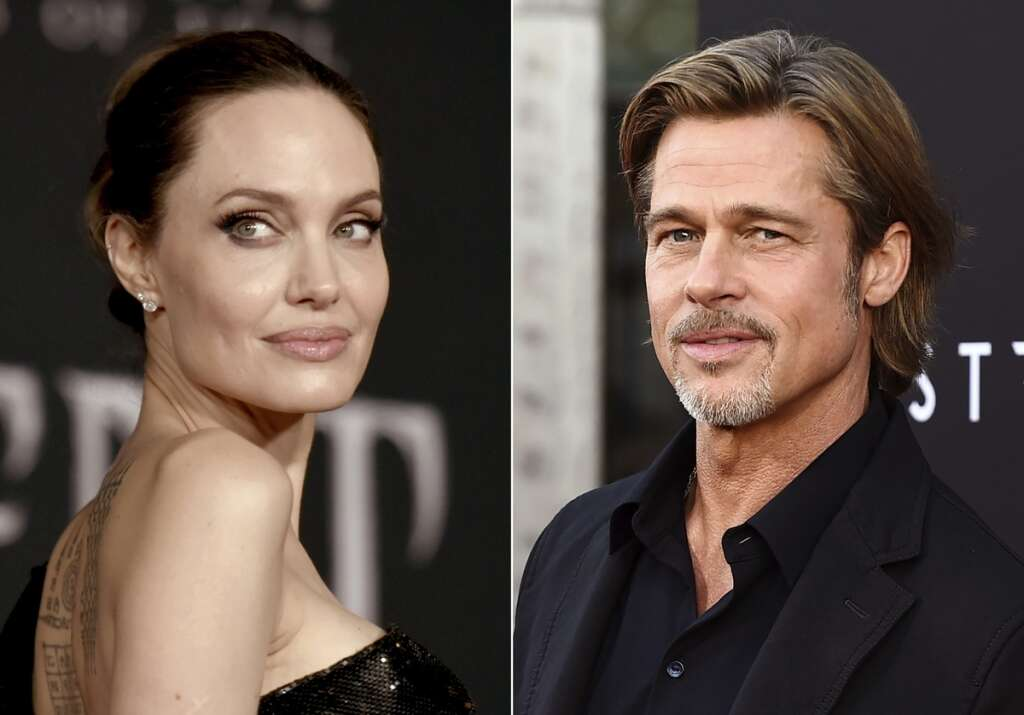Angelina Jolie, Brad Pitt, private, judge, divorce, case, removal, court, Hollywood, actor