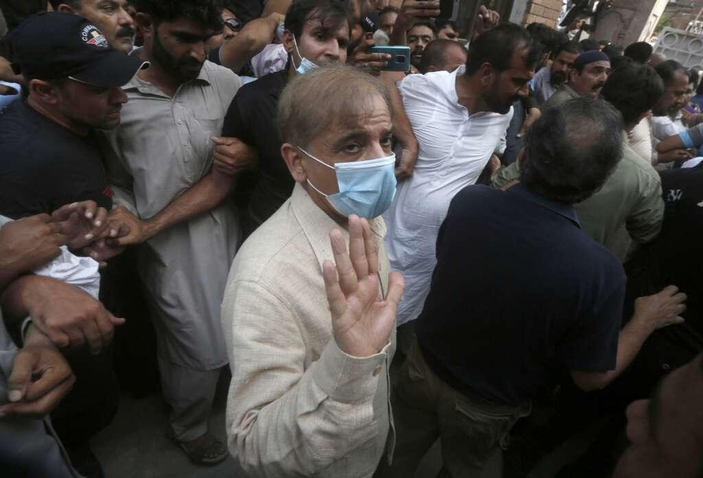 Shahbaz, money laundering