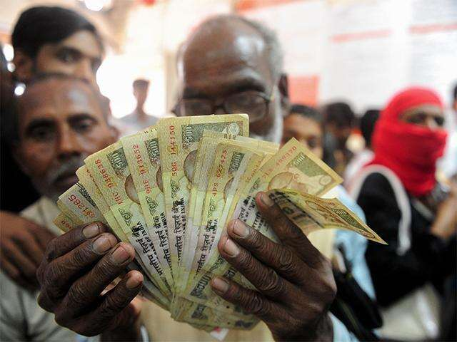 This is how demonetization affects the economy