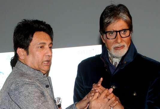 Amitabh Bachchan, Shekhar Suman, Sushant Singh Rajput, Bollywood